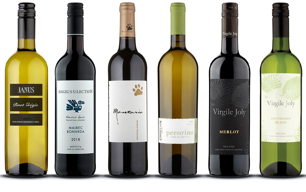 Naked Customer Favourites Red Pack   Naked Wines