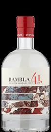 Rambla 41 Mediterranean Dry Gin