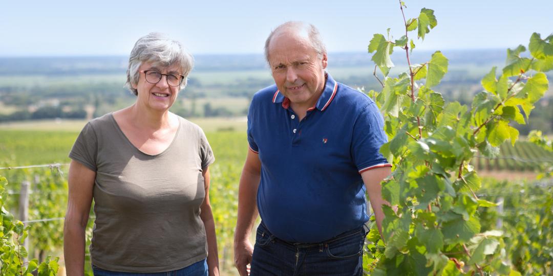 Cathy and Eric Giroud