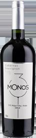 3 Monos Cabernet Sauvignon 2016