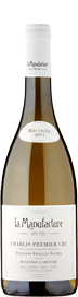 Benjamin Laroche Chablis 1er Cru Vaillons Vieilles Vignes 2013