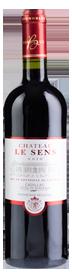 Château Le Sens Côtes de Bordeaux 2010