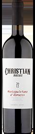 Christian Patat Montepulciano DOC 2017