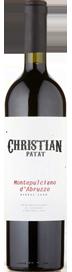 Christian Patat Montepulciano DOC 2018