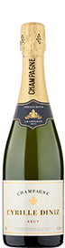 Cyrille Diniz Champagne Brut