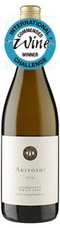 David Akiyoshi Chardonnay Lodi 2015