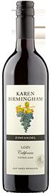 Karen Birmingham Zinfandel Lodi 2016