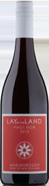 Lay of the Land Marlborough Pinot Noir 2014