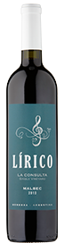 Mauricio Lorca Lirico La Consulta Single Vineyard Malbec 2014