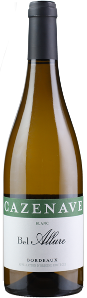 Olivier Cazenave Bel Allure Bordeaux Blanc 2020