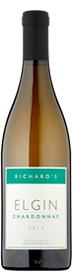 Richard's Elgin Chardonnay 2013
