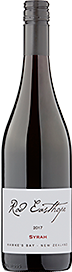 Rod Easthope Hawkes Bay Syrah 2017