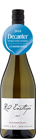 Rod Easthope Reserve Hawke's Bay Sauvignon Blanc 2017