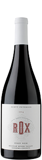 ROX Scott Peterson Pinot Noir Russian River Valley 2014