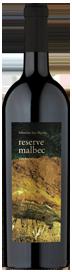 Sebastian San Martin Reserve Malbec 2018