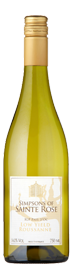 Simpsons of Sainte Rose Low Yield Roussanne 2011