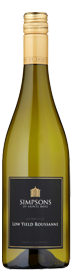 Simpsons of Servian Low Yield Roussanne 2018