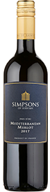 Simpsons of Servian Mediterranean Merlot 2018