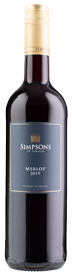 Simpsons of Servian Merlot du Midi 2019