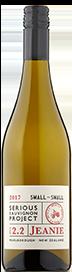Small and Small Serious Sauvignon Blanc 2017 - Jeanie